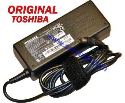 Адаптер за лаптоп ОРИГИНАЛЕН (Зарядно за лаптоп) Toshiba 15V 3A PA3153U ремаркетиран