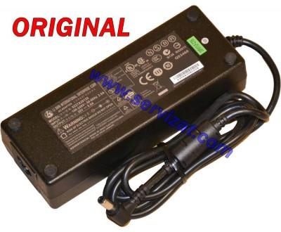 Адаптер за лаптоп ОРИГИНАЛЕН (Зарядно за лаптоп) Fujitsu 20V 6A (HP 18.5V 6.5A Toshiba 19V 6.3A) 120W