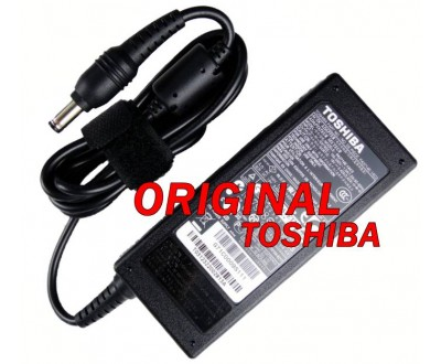 Адаптер за лаптоп ОРИГИНАЛЕН (Зарядно за лаптоп) TOSHIBA 19V 3.42A 65W PA3714E ремаркетиран
