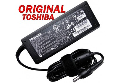 Адаптер за лаптоп ОРИГИНАЛЕН (Зарядно за лаптоп) TOSHIBA 75W 19V 3.95A 5.5x2.5mm ремаркетиран