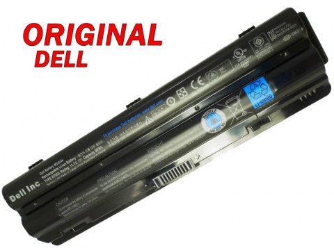 Батерия ОРИГИНАЛНА DELL XPS 14 L401x XPS 15 L501x L502x XPS 17 L701x L702x 9кл
