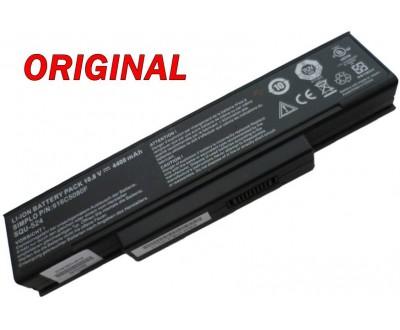 Батерия ОРИГИНАЛНА Gigabyte W451U W551N W566U MSI M655 M660 M675 VR600 VR600 GT620 CR400 PR600 Benq R55 SQU-524 6кл ремаркетирана