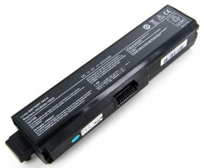 Батерия за Toshiba A660 C600 C640 C650 C660 L600 L640 L650 L670 L730 L740 L750 L770 M640 P740 P770 PA3817U PA3816U 12кл