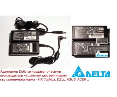Адаптер за лаптоп ОРИГИНАЛЕН (Зарядно за лаптоп) DELTA 19V 2.1A 40W ремаркетиран