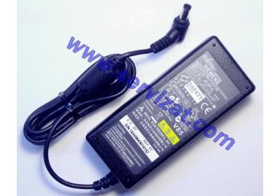 Адаптер за лаптоп ОРИГИНАЛЕН (Зарядно за лаптоп) FUJITSU-SIEMENS/ LiShin 65W 20V 3.25A 5.5x2.5mm ремаркетиран
